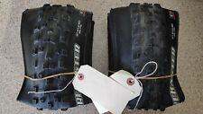 2 X Maxxis Forekaster Plus EXO 3C DC TLR MTB Tyres 27.5 X 2.8 ( Brand New...