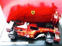 Hot Wheels B6220: Ferrari F 2004, 7. WM-Titel Michael Schumacher, ungeöffnet