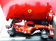 Hot Wheels b6220: ferrari f 2004, 7. WM-título michael schumacher, sin abrir