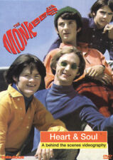 The Monkees: Heart and Soul DVD (2003) The Monkees ***NEW***