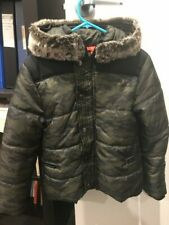 boys size 10 Gumboots winter jacket excellent pre-loved condition. Like new.