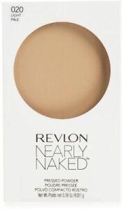 Revlon Nearly Naked Pressed Powder - 020 Light EXPIRY 06/21