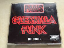 PARIS - GUERRILLA FUNK (CD SINGLE) RAP