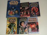 STAR WARS THRAWN TRILOGY HEIR TO THE EMPIRE DARK FORCE RISING THE MANDALORIAN