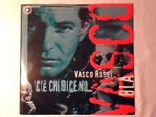 """VASCO ROSSI C'E' chi dice no remix 12"""" MAX BAFFA COME NUOVO LIKE NEW!!!"""