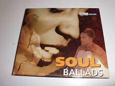 Cd   That's Music  Soul Ballads
