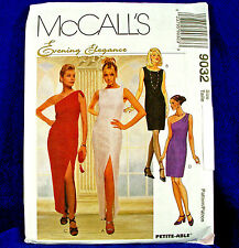McCall's 9032 Evening Elegance 16-20 Rare '97 Gown Ptrn