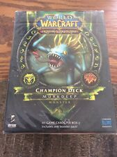 World Of Warcraft TCG Champion Deck Murkdeep