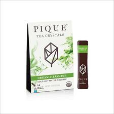 (2x)Pique Organic Mint Sencha Green Tea Crystals Gut Health Fasting Calm 14...