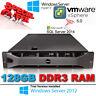 Dell PowerEdge R815 4x AMD Opteron 6276 2.3 Ghz 128GB DDR3 Perc H700 6x300GB 15K