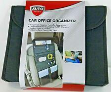 Hanging Car Seat Storage Bag Organizer Office Supplies Upright Multi-functional