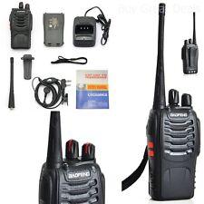 Handheld Scanner Portable Two Way Radio Transceiver Antenna UHF Walkie Talkie