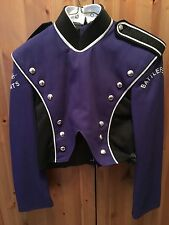 Marching Band Jackets purple/black - costume, front ensemble, theatre