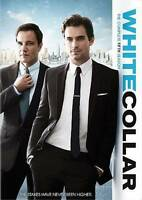 White Collar: The Complete Fifth Season (DVD, 2014, 4-Disc Set) FACTORY SEALED