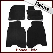 Honda Civic 3/5 Door Tailored LUXURY 1300g Car Mats (2008 2009 2010 2011)