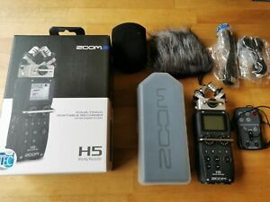 Zoom H5 Handy Recorder + H5 Accessory Pack