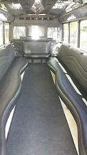 2007 INTERNATIONAL PARTY BUS,LIMO BUS, BLACK,LIMOUSINE,LIMO
