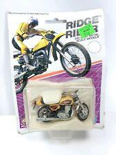 Ridge Rider Diecast Yamaha Xs750 Rare Toy In Package