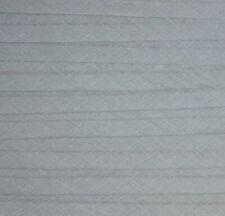 Schrägband / Textilband GRAU (Baumwolle) Blende 20 mm 50 Meter