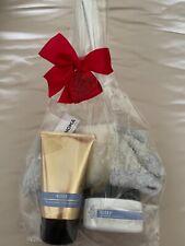 New listing Bath & Body Works Lavender Vanilla Foot Scrub + Cracked Heel Treatment+Socks