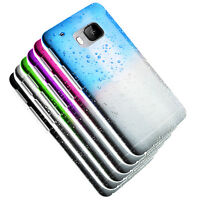Hard Case Cover Rain Drop for Various HTC Phones + Screen Protector