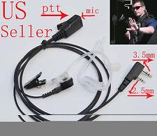 High Quality SIA 2 Pin Security Earpiece Headset for Kenwood Baofeng Radio USA