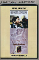 Gene Vincent - The Rock And Roll Singer - Rare OOP 1969 UK BBC Documentary DVD!!