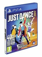 Just Dance 2017   PS4   NUOVO!!!