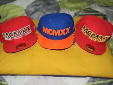 New Era Hat Cap Mcmxx Collection of 3 Designs