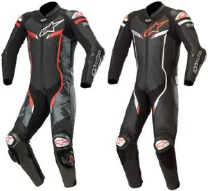 Alpinestars Gp Pro V2 Men's Leather Suit Motorcycle One Piece Airbag Compatible
