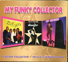 MY FUNKY COLLECTOR - DIGIPACK - CD COMPILATION LIMITED 500 COPIES