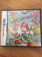 Yoshi's Island DS Nintendo DS Game Cib Complete Nice NG3