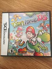 Yoshi's Island DS Nintendo DS Game Cib Complete Nice NG3