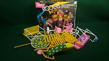 Barbie and the ROCKERS Recording Studio doll Play set ARCO NEW 1986 In-COMPLETE