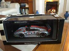 Minichamps Porsche 911 GT1, Le Mans 1997. Roock Racing. 1/43 scale Diecast