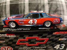 1/24 Richard Petty #43 STP Chevy 400 Win 1980 Monte Carlo Color Chrome