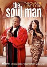NEW! THE SOUL MAN: The Complete First Season (DVD, 2014) Cedric The Entertainer