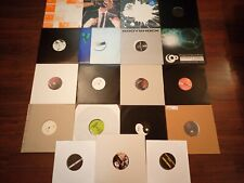 "19 x 12"" Lot Collection Neuf 100% Techno (2000-2010)"