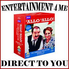 ALLO ALLO -COMPLETE COLLECTION SERIES 1 - 9  *BRAND NEW DVD BOXSET*