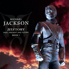 HIStory: Past, Present and Future, Book I [3/30] by Michael Jackson (CD, Mar-2018)