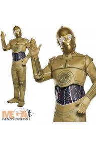 Disney Star Wars C-3PO Standard Adult Costume 820902