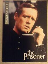 UNSTOPPABLE CARDS: PROMO CARD - THE PRISONER -  PR3