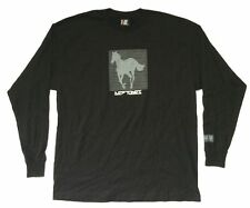 Deftones White Pony Glitter Image Black Long Sleeve Shirt 2XL New NOS 2000 Giant