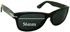 SFx Replacement Sunglass Lenses fits Persol 2953-S - 56mm Wide