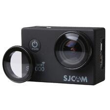 Protective UV Lens Cover fits SJCAM SJ4000 Glass Lens Cap