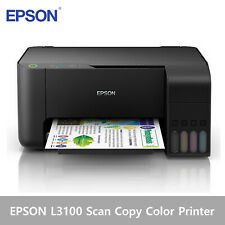 Epson L3100(Next of L220 L361) Printer Ultra Capacity Continues Supply Ink Tank