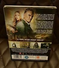 Hijacked - DVD NEW & SEALED -  Dolph Lundgren, Denise Richards loose disc sleeve