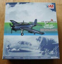 TBF-1C Avenger Plonky No 30 Sqn Royal New Zealand Air Force Hobby Master HA1204