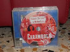 AUGUSTO ENRIQUEZ Y SU MAMBO BAND - CARAMBOLA - CD PROMO