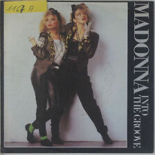 "7"" Single - Madonna - Into The Groove - s597 - washed & cleaned"